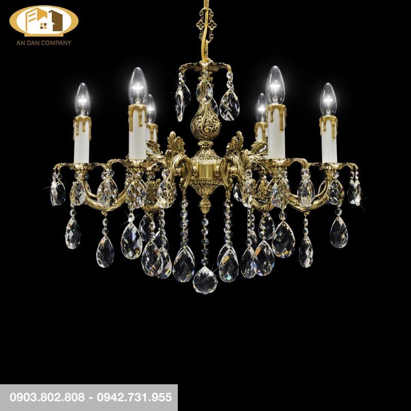 đèn chùm châu âu 1106