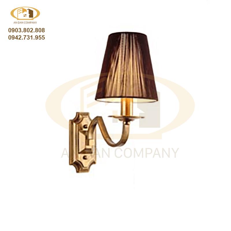 Đèn tường cổ điển 355- VDC.9003/1